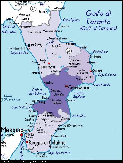 Calabria on whatamieating.com